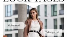 Look des Tages: Ann-Kathrin Götze im Schnäppchenkleid von Zara