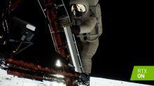 NVIDIA 給自己的阿波羅 11 號登月 demo 加上了 RTX 效果