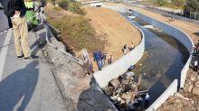Turkey: 22 migrants die in truck crash, 13 others injured