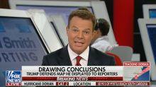 Fox News's Shepard Smith blasts Trump for his 'endless' fake news