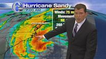 AccuWeather: The latest on Hurricane Sandy