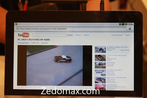 Adobe shows off prototype Android tablet running Air and Flash 'flawlessly' (update: it's Tegra 2!)