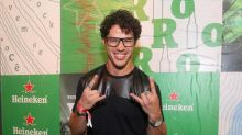 "Solteiro, José Loreto vai livre, leve e solto ao Rock in Rio: ""Vim me divertir"""