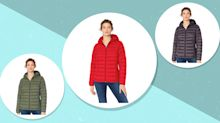 How can you pass up Amazon's cozy puffer jacket when it's just $31 for Black Friday?