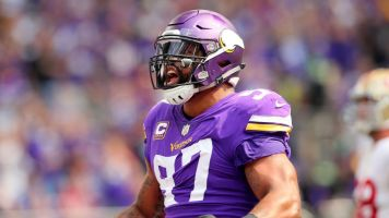 Griffen to return this week after missing 5 games
