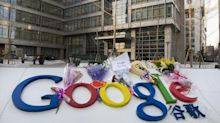 Google CEO says early tests of censored search engine in China have been promising