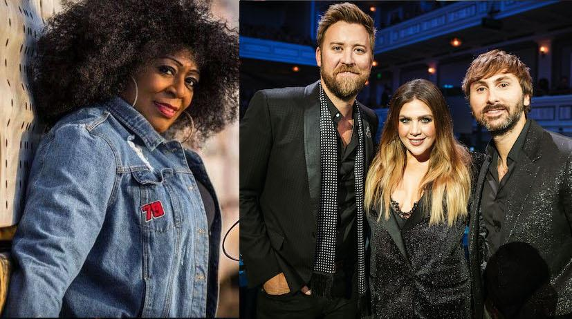 Country band formerly known as Lady Antebellum sues blues singer Lady A over name