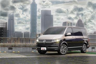 【試駕】商務 家庭旅遊,Volkswagen T6.1 Multivan Highline 4Motion一車搞定