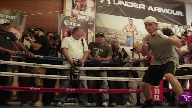 Canelo: Mayweather Jr. will bring out the best in me