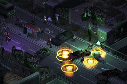 PSA: Shadowrun: Dragonfall arrives today