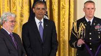 Obama Awards Art, Humanities Medals