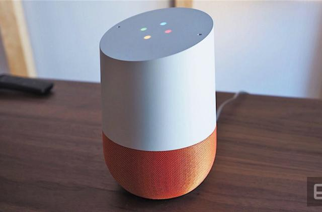 Google Home guides you through Vogue's 125th anniversary issue