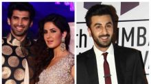 Katrina hangs out with good bud Aditya during Ranbir's housewarming bash!