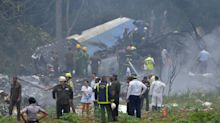 Boeing 737 crashes after takeoff in Havana, Cuba