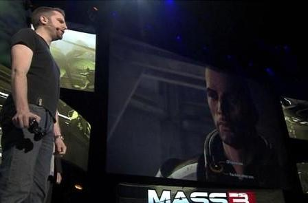 Mass Effect 3 gets Kinect support with voice recognition