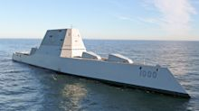The Navy's Stealth Destroyer is a Giant Missile 'Carrier' (And It Will Soon Fire Some Missiles)