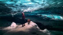El espectacular glaciar Mendenhall trendy en Instagram