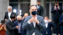 Maas reist für Gespräch mit Frankreichs Außenminister Le Drian nach Paris