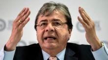 """EEUU """"preocupado"""" por vínculos de Maduro con ELN, dice canciller colombiano"""
