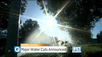 New California Drought Restrictions Mean Harsher Limits In San Juan Water District
