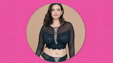 Sexy plus-size lingerie just in time for Valentine's Day —all under $100