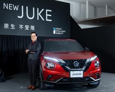 【內有影片】 NISSAN NEW JUKE聲動首發,新車價86.9萬元起