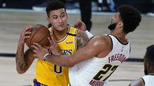 Kuzma's game winner lifts Lakers, Bucks make unwanted NBA history in loss to Raptors
