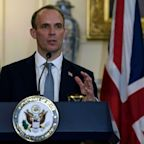 Protection officer travelling with Dominic Raab leaves gun on plane