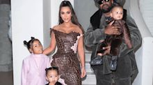 A West Christmas Eve! Kim Kardashian Shares Photo with Kanye West and Kids to Celebrate Holiday