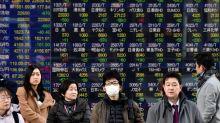 La Bolsa de Tokio cierra con un avance del 0,08 % hasta 22.217,90 puntos