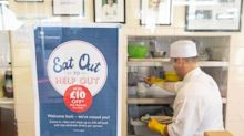 Brits save £50m on 10.5m meals in first week of Eat Out to Help Out