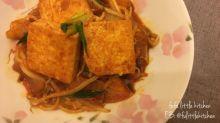 韓式辣煮豆腐 (附食譜)