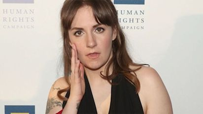 Lena Dunham defends Girls writer over assault claims