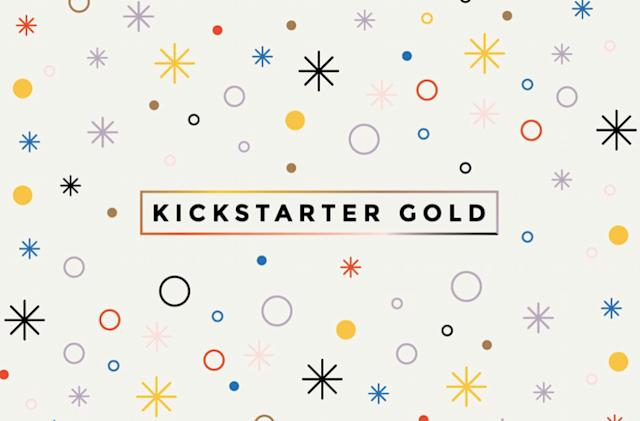 Kickstarter Gold brings back successful creators for new projects
