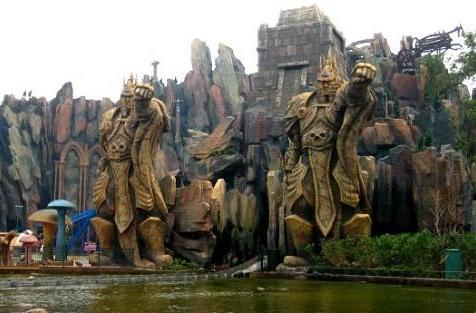 Unlicensed World of Warcraft theme park opens in China