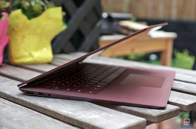 Microsoft's Surface revenue up 32 percent alongside its booming cloud