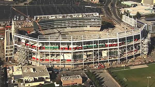 49ers stadium plan stirs up controversy over parking
