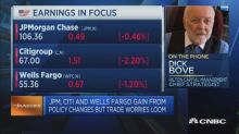 'American banks are not building their capital': Strategi...