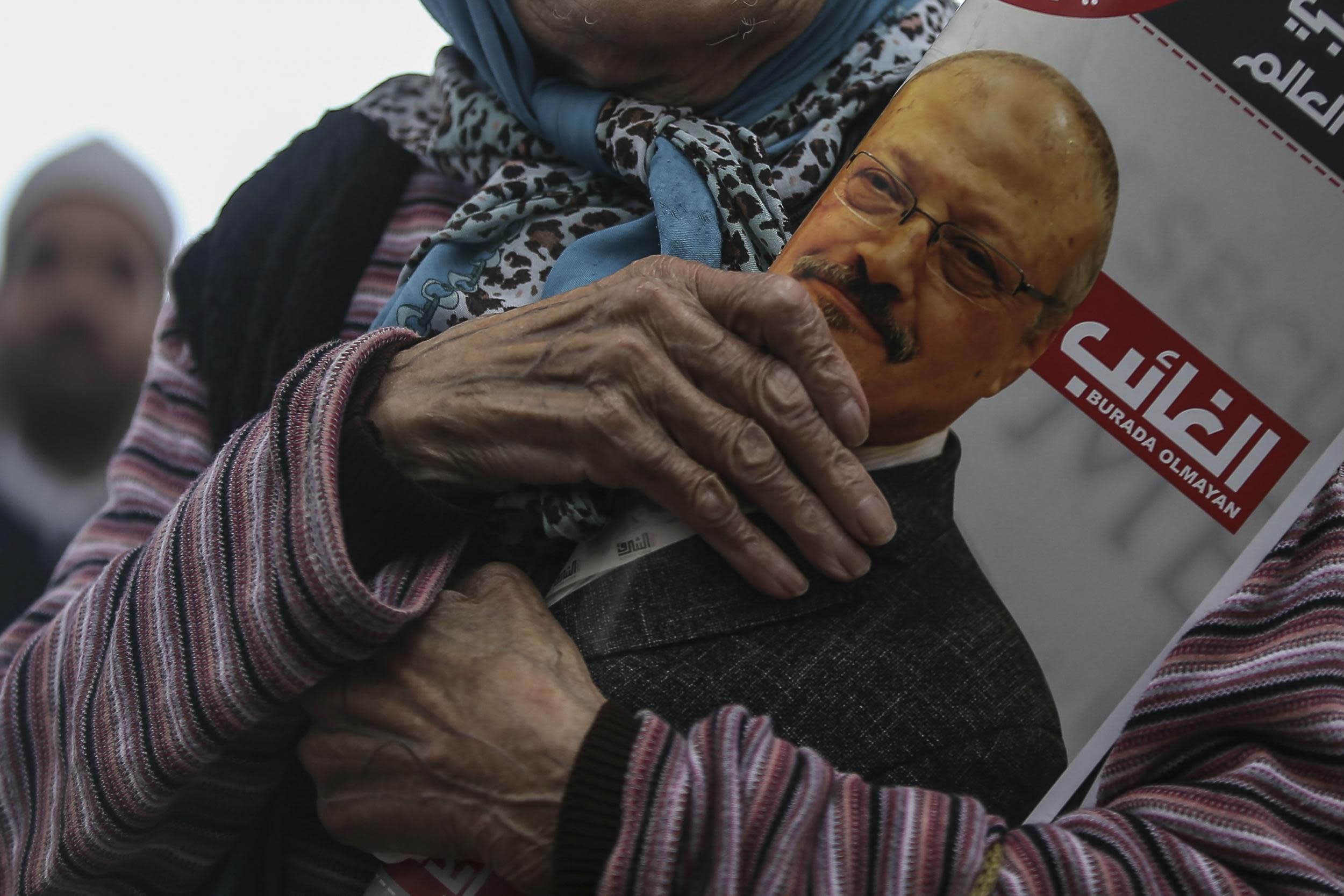Trump suggests 'vicious world' should be blamed for Khashoggi murder while disputing Saudi responsibility