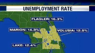 More Floridians Lose Jobs In September