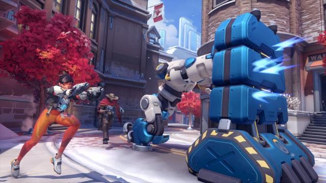 Blizzard unveils 'Overwatch 2' at BlizzCon
