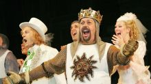 Monty Python musical Spamalot is heading for the big screen