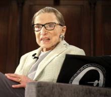 Conspiracy theorists are claiming Ruth Bader Ginsburg is dead. She isn't.