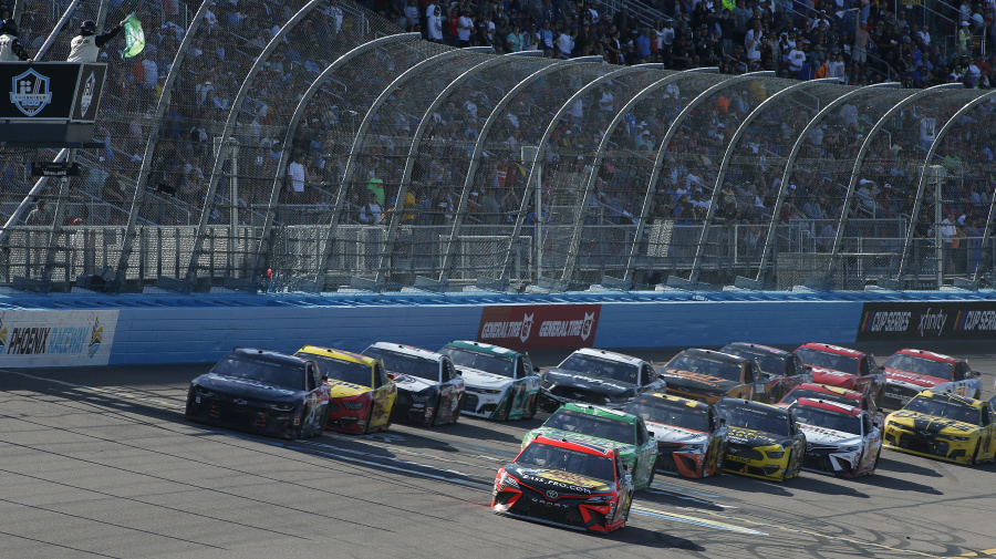 No changes to NASCAR Cup Series playoffs