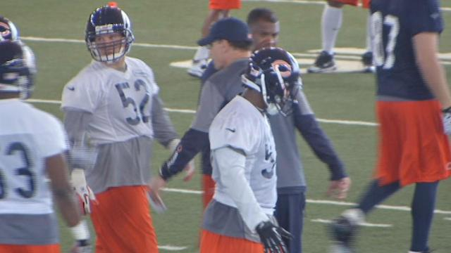Chicago Bears try to build new culture under Marc Trestman regime