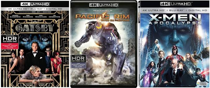 What's on TV: 'X-Men' and 'Pacific Rim' 4K, 'The 13th,' 'Arrow'