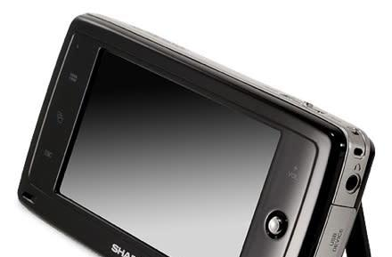 Sharp's SP700 PMP for edumacated students