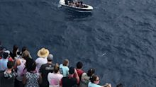 Cruise ship passengers witness rescue of Cubans lost at sea: 'People were cheering'