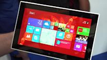 Nokia goes big with Lumia phones, tablet