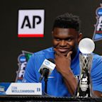 Zion Williamson will sign sneaker deal 'with whoever pays him the most'